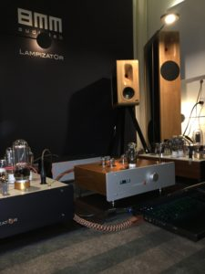 8mm Audiolab high end speakers